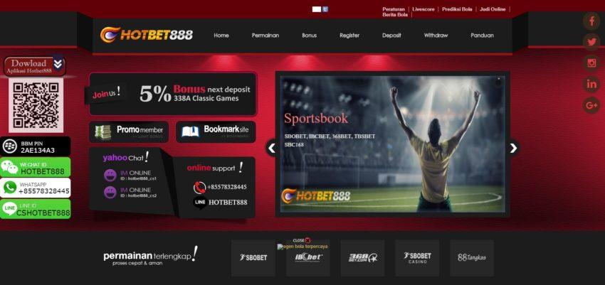 Situs Taruhan Judi Bola88 Online Terbaik